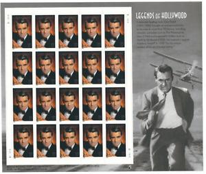 Scott #3692..  37  Cent...Cary Grant...  Sheet  of 20