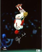 """Ozzie Smith St. Louis Cardinals Autographed 8"""" x 10"""" Vertical Flip Photograph"""