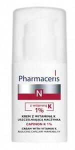 Pharmaceris N Capinon K1% - Cream With Vitamin K