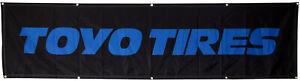 Toyo Tires Flag Man Cave Automotive 2*8 FT Banner