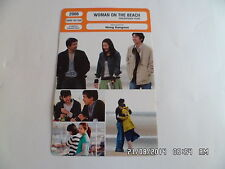 CARTE FICHE CINEMA 2006 WOMAN ON THE BEACH Kim Seung-woo Ko Hyun-joung