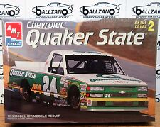AMT ERTL 8406 Quaker State NASCAR chevy Truck #24 Jack Sprague model kit 1/25