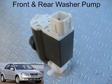 Front & Rear Windscreen Washer Pump Daewoo Lacetti Hatchback 2004 2005