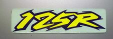 ORIGINALE Emblema Adesivo schwingarm, SWINGARM COVER Stripe HONDA CR 125 R, je01