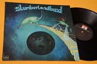 Slumberlandband LP Same 1° St Orig Netherlands Prog EX Top Laminated Cover