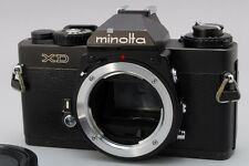 """Exc+++++"" Minolta XD Black 35mm SLR Film Camera From Japan A859"