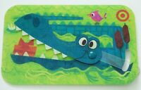 Target Gift Card Alligator with Moving Mouth / Special Style - 2007 - No Value