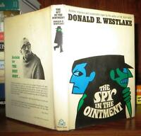 Westlake, Donald E. THE SPY IN THE OINTMENT  1st Edition 1st Printing
