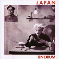 Tin Drum- Japan- CD- David Sylvian- New Wave- 1982- Ghosts