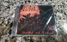 The New Plague Shackled & Enslaved Cd! Metallica Megadeth Slayer Iron Maiden Dio