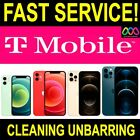 Unbarring Cleaning T-Mobile USA iPhone All models   Read description  1 - 7 days