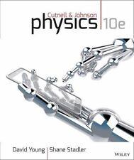 Physics by John D. Cutnell, Shane Stadler, Kenneth W. Johnson and David, Sr. You