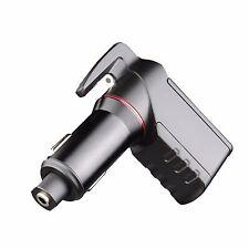 Ztylus USB Emergency Escape Tool: Car Charger, Window Breaker, Seat belt Cutter