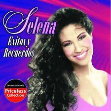 Selena - Exitos y Recuerdos [New CD]