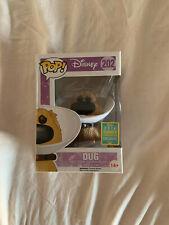 Funko Pop Disney Sdcc 2016 Dug Cone of Shame 202