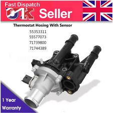 Thermostat Housing Sensor For Vauxhall Opel Astra H MK5 Zafira B 1.6 1.8 Vectra