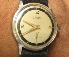 VINTAGE RARE Junghans Manual Watch Made In Germany