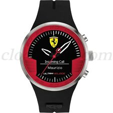 Smartwatch Scuderia Ferrari Ultraveloce FER0830373 Notifiche Connected Watch F1