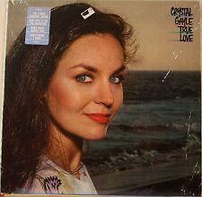 """Crystal Gayle """"True Love"""" LP Record 1982 Elektra 60200 Still Sealed"""