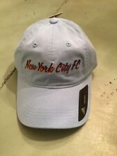 New York City FC, Hat, MLS Fan Gear, adidas, Adult Women's, Adjustable