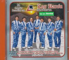 Los Baron de Apodaca 20 Grandes Favoritas CD New Nuevo Sealed