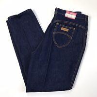 VTG 80s PS Gitano High Rise Dark Wash Mom Jeans Plus Size 36x32 New Old Stock