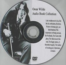 Huge Oscar Wilde 35 Audio Book Collection MP3 DVD Reviews Gray Ghost Fisherman