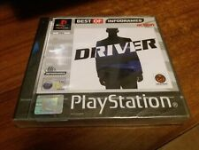 Driver - best of infogrames - Ps1 Pal ITA - nuovo imballato