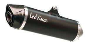 Silenciador LeoVince Negro Yamaha X-Max 400 ('13 /' 17)