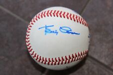 Billy Cowan Autographed Baseball Cubs Angels Mets Braves Phillies Yankees