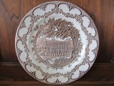 Brown 1960-1979 Date Range Staffordshire Pottery