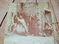 "1972 Foghat ""Self-Titled"" LP -Warner Bros./Bearsville (BR-2077)"