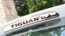 VW Tiguan Allspace 16-17 3. Bremsleuchte Edelstahlabdeckung es leuchtet Tiguan L