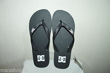 TONG DC SHOES SPRAY TAILLE 40.5 /US 8 /UK 7 NEUF SKATE SHOES/CLAQUETTE FLIP FLOP