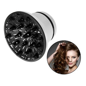Diffusore universale per asciugacapelli Attacco professionale per salone per