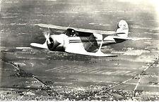 Postcard 1019 - Aircraft/Aviation Real Photo Sportsplane Beechcraft C17 1941