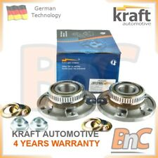 # 2x GENUINE KRAFT HEAVY DUTY FRONT HUB WHEEL BEARING KIT SET BMW 3 5 7 8 Z3 Z4