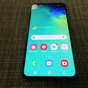 SAMSUNG GALAXY S10E (UNLOCKED CARRIER) CLEAN ESN, WORKS, PLEASE READ!! 40889