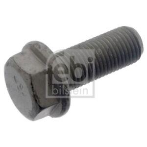 1 Schraube, Bremssattel FEBI BILSTEIN 48810 passend für AUDI SEAT SKODA VW