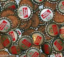 Soda pop bottle caps Lot of 25 CANADA DRY TAHITIAN TREAT cork new old stock