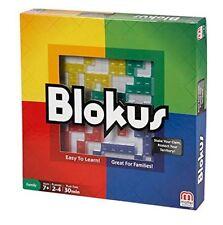 Mattel Games Blokus Jeu de Société et Stratégie Bjv44
