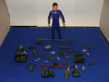 Lot of 1970s Toys Accessories/Weapons/Figure Vintage GI Joe/Cowboy Marx