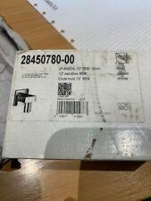 "Dornbracht - MEM - 1/2"" Wall Elbow MEM Chrome -28450780-00"