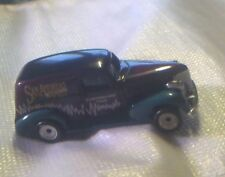 1996 Matchbox 39 Chevy Delivery Sedan San Andreas Brewing Co  w Certificate