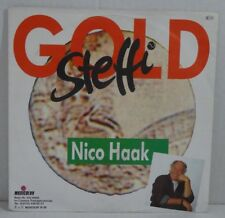 "NICO HAAK - Gold Steffi > 7"" Vinyl Single , wie NEU"