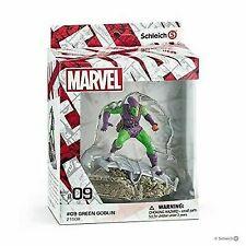 Green Goblin Villain Marvel Figurine From Schleich 21508