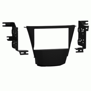 Metra 95-7820B Double Din Radio Install Dash Kit for Acura MDX, Car Stereo Mount