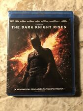 THE DARK NIGHT RISES.. BLU-RAY.. NEW..SEALED..165 Mins ( RATED PG..
