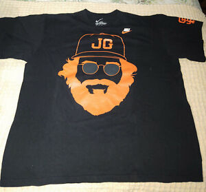 Jerry Garcia Grateful Dead San Francisco Giants Nike T-shirt XL Loose Fit SF