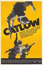 CATLOW Movie POSTER 27x40 Yul Brynner Richard Crenna Leonard Nimoy JoAnn Pflug